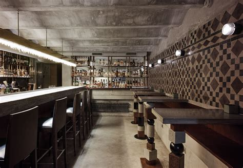 public bar nowadays office archdaily