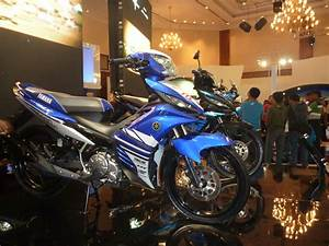 Menanti Persaingan Moped Perkasa 2011  Satria Fu Vs New
