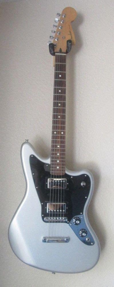 Fender Jaguar Hh Blacktop by Fender Blacktop Jaguar Hh Electric Guitar Rosewood