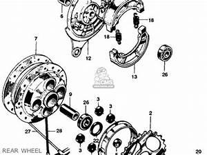 Honda 4514 Wiring Diagram : honda cl125a scrambler 1967 usa parts list partsmanual ~ A.2002-acura-tl-radio.info Haus und Dekorationen