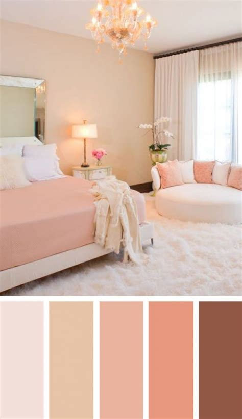 new way to do pink color scheme room decor ideas in 2019