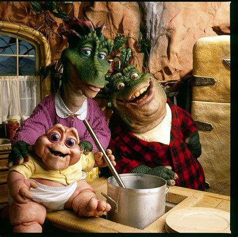 july   sinclair abc photo dinosaurs tv disney