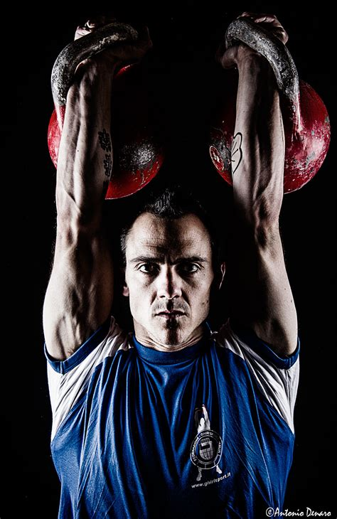 kettlebell lifting sport ghiri potenza quale resistenza uno nel ed mg