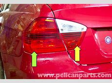 BMW E90 Rear Light Replacement E91, E92, E93 Pelican