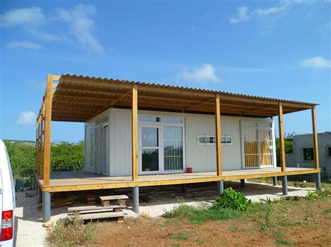 container houses shipping container homes criens trimo bonaire caribbean shipping container home
