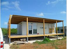 Shipping Container Homes Criens, Trimo Bonaire