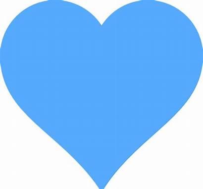 Heart Clip Clipart Clker Cliparts Vector Royalty