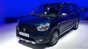 Nouveau Dacia Lodgy : dacia lodgy stepway 2017 in detail review walkaround interior exterior youtube ~ Medecine-chirurgie-esthetiques.com Avis de Voitures