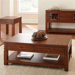 cherry wood coffee table design ideas chocoaddictscom With cherry wood coffee table and end tables