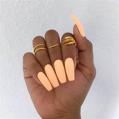 Acrylic Nails Summer Bright Instagram Unique Sherlina