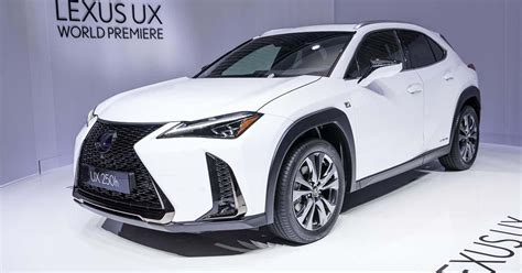 lexus ux   suv   semi posh urban sort roadshow