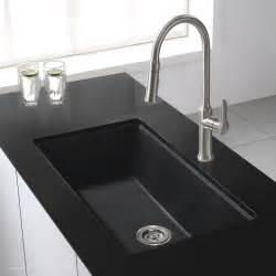 kitchen sink faucet installation granite kitchen sinks kraususa