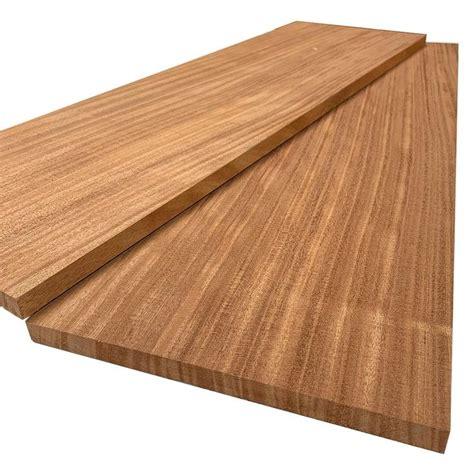 swaner hardwood        ft african mahogany