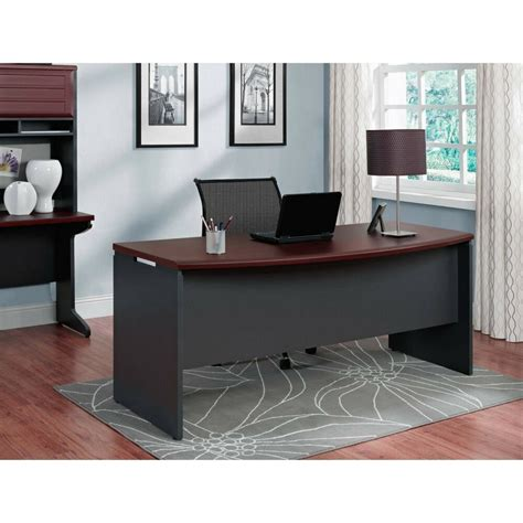 office computer desk executive home furniture table laptop workstation new ebay
