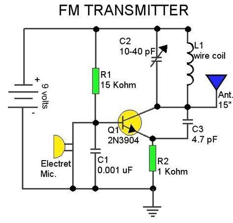 Help Modifying Transmitter Circuit Electronics Forum