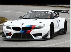 BMW Z4 GT with 44 V8 Engine 550Hp Pure Sound