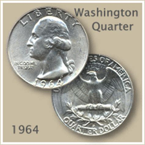 how much is a 1964 quarter worth 1964 quarter value discover their worth