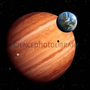 Terrestrial Planets Have Moons - Pics about space