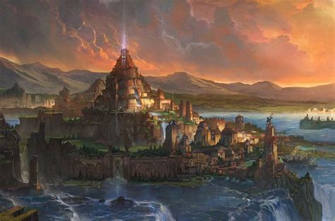 The 'Lost' Land of Atlantis & The Real Reason For Its ...