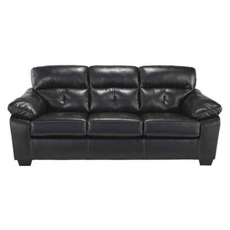 leather full sleeper sofa bastrop leather size sleeper sofa in midnight 4460136
