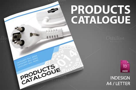 Product Brochure Template by Product Catalogue Brochure Free 187 Designtube