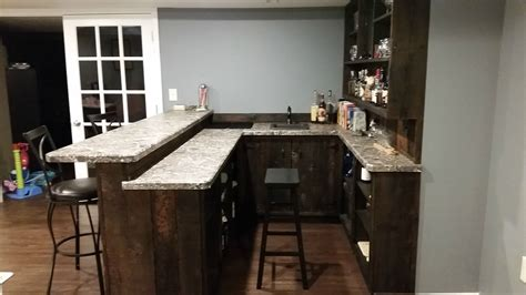 Kitchen Cabinet Island - how much space between counter and bar community beeradvocate