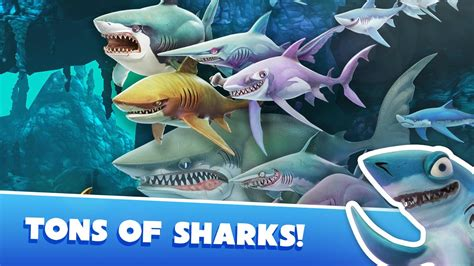 hungry shark world v 0 4 0 apk mod mega