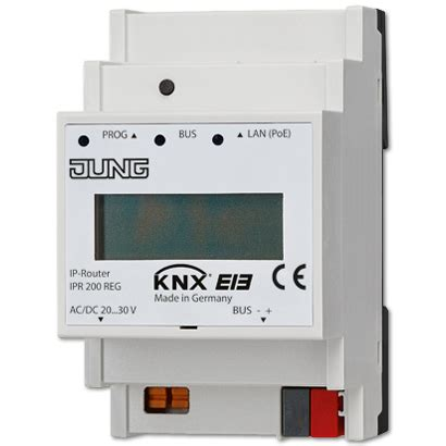 knx ip router din 2ctrl
