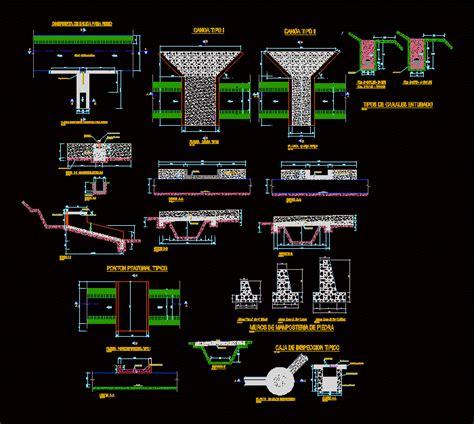 irrigation canal dwg block  autocad designs cad