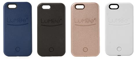lumee for iphone 5 5s lumee for iphone and samsung handsets with selfie