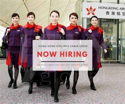 airlines recruiting cabin crew hong kong airlines cabin crew recruitment ifly global
