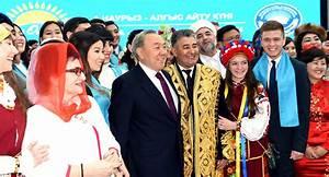 For The People : nazarbayev congratulates kazakh people on day of gratitude recalls country s historic past ~ Eleganceandgraceweddings.com Haus und Dekorationen