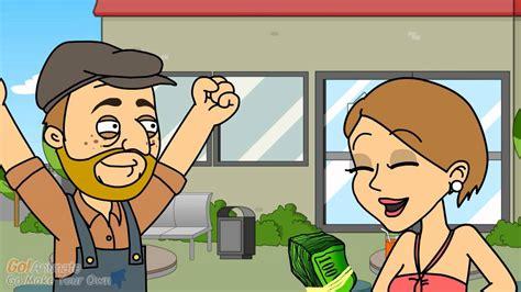 Explaining Money For Kids (cartoon)