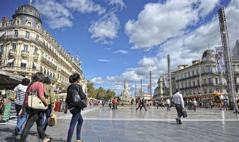 Discover The City Of Montpellier In South Of France