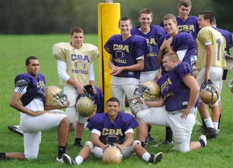 Generations share bond of CBA football