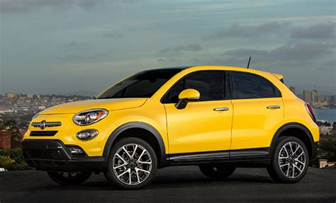 2018 Fiat 500x Review