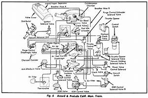 Im Looking For A Detailed Diagram On The Vacume System For