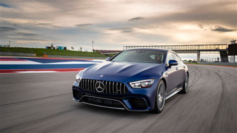Having set the standards for luxury automobiles for almost a century. Mercedes-AMG's V8 GT 63 Four-Door Coupe costs more than £120,000