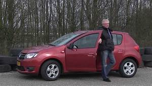 Defaut Dacia Sandero : dacia sandero autotest anwb auto youtube ~ Medecine-chirurgie-esthetiques.com Avis de Voitures