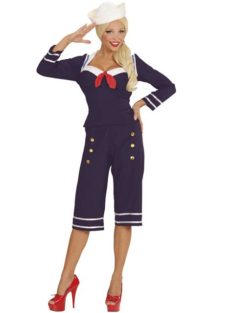déguisement marin femme d 233 guisement marin 233 e 50 femme livraison 24h funidelia