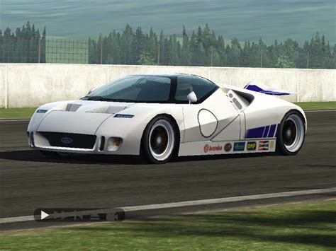 Ford Gt90 In Toca Race Driver 2