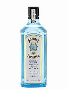 Bombay Sapphire Gin 70cl : Buy from The Whisky Exchange  Bombay