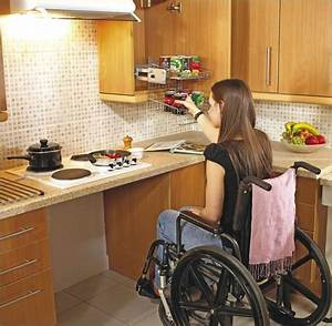 kitchen design for wheelchair user they need it too With kitchen design for wheelchair user