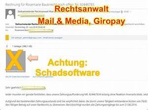 Mail Und Media Ag Rechnung : trojaner achtung vor rechnung rechtsanwalt mail media gmbh codedocu de blog ~ Themetempest.com Abrechnung