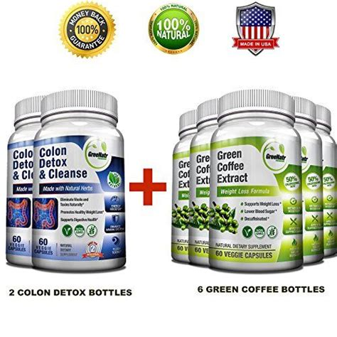10 days before the start, you should exclude from the diet strong coffee and tea, spirits. 7 Day Diet Cleanse - Pure Green Coffee Bean Extract Colon Cleanse Detox Diet - Weight Los ...