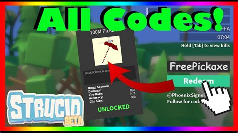 roblox battle royale strucid codes strucidcodescom