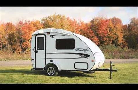 travel trailer ultra light eco  roulottes prolite camper pinterest mini camper mini