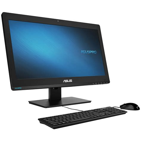 pc de bureau windows 7 asus all in one pc a4321ukh bb123x pc de bureau asus sur