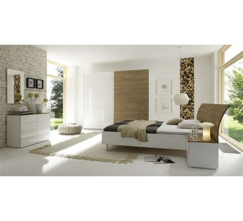 d馗o chambre adulte moderne chambre bois massif adulte