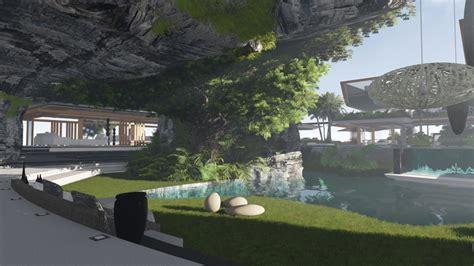 Martin Ferrero Visualizes Water Pavilion Addition For